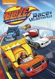 Blaze & Monster Machines Race Into Velocityville DVD