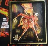 Coil Astral Disaster (yellow Vinyl)