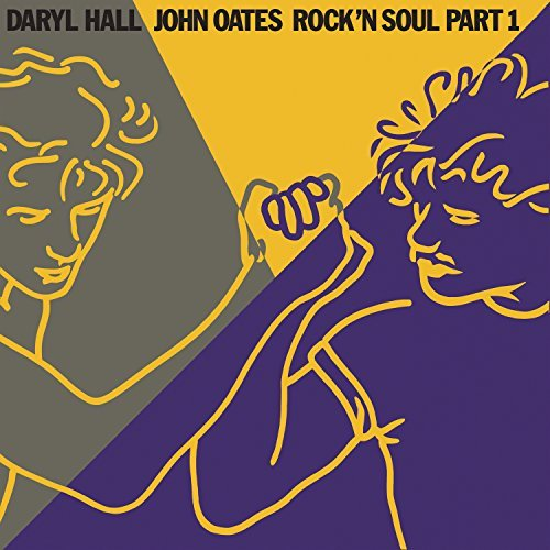 Daryl Hall & John Oates Rock N Soul Part 1 150g Vinyl Includes Download Insert