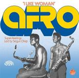 Afro Super Feelings Led By Segun Okeji I Like Woman Lp