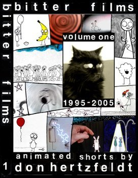 Bitter Films Animated Shorts By Don Hertzfeldt Vol. 1 1995 2005