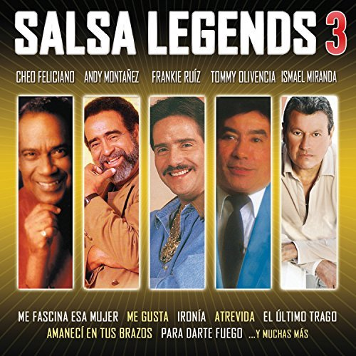 Salsa Legends 3 Salsa Legends 3