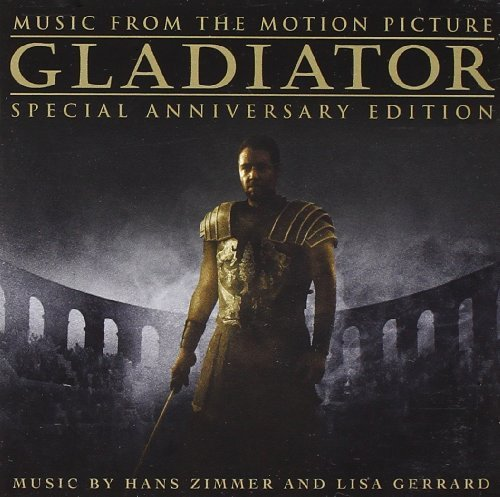 Gladiator Ost Sountrack Import Gbr 2 CD