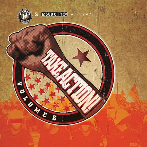 Take Action Vol. 6 Take Action 2 CD