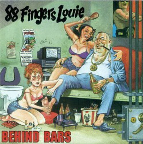 88 Fingers Louie Behind Bars
