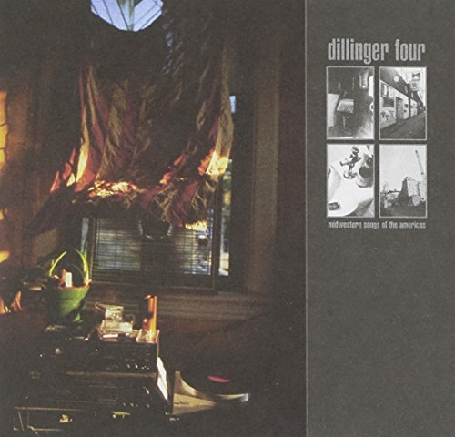 Dillinger Four Midwestern Songs Of The Americ