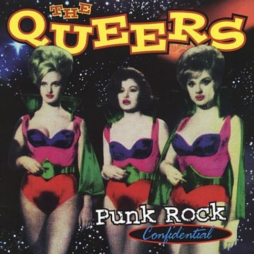 Queers Punk Rock Confidential