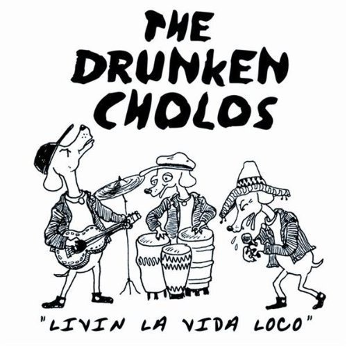 Drunken Cholos Original Queers Lineup Aka The Queers