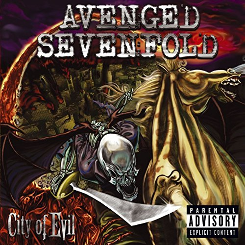Avenged Sevenfold City Of Evil Explicit Version Lmtd Ed. 2 Lp