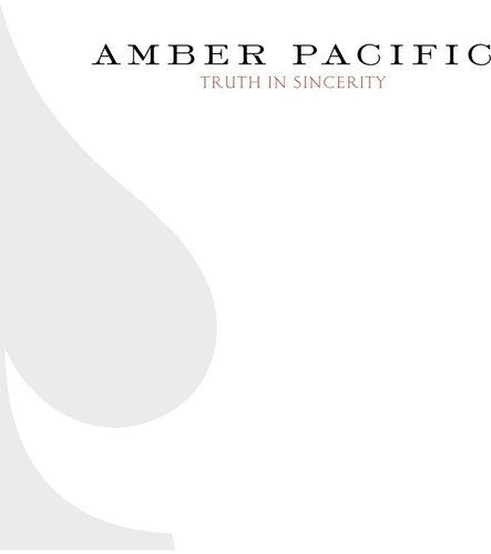 Amber Pacific Truth Is Sincerity Incl. DVD