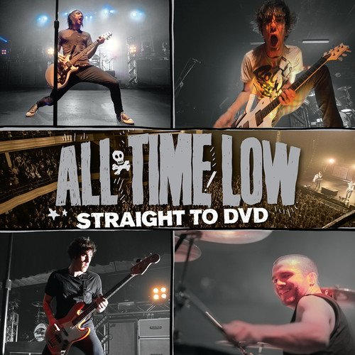 All Time Low Straight To DVD Incl. DVD