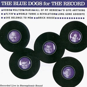 Blue Dogs For The Record Hdcd