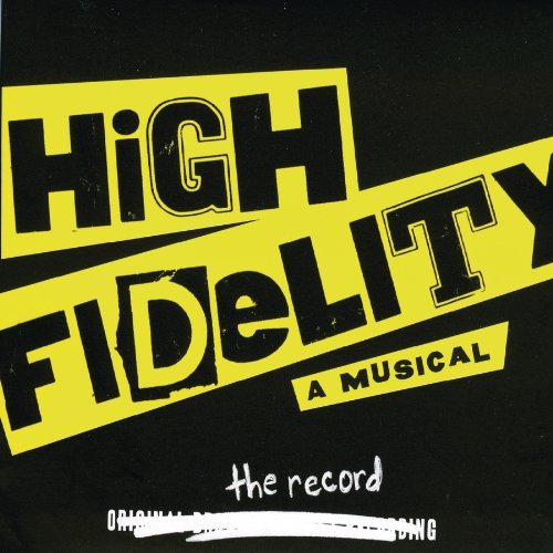 Cast Recording High Fidelity