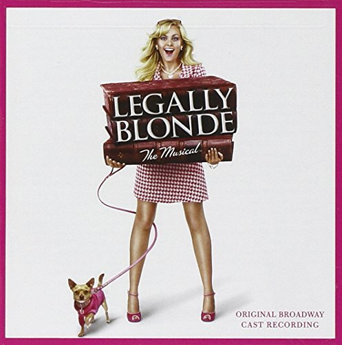 Cast Recording Legally Blonde