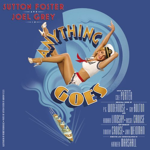 New Broadway Cast Anything Goes