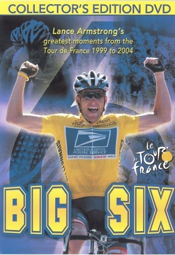 Big Six Lance Armstrong's Greatest Moments Of The