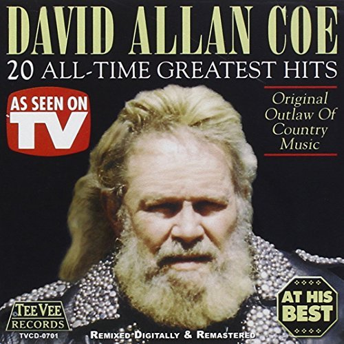 David Allan Coe 20 All Time Greatest Hits