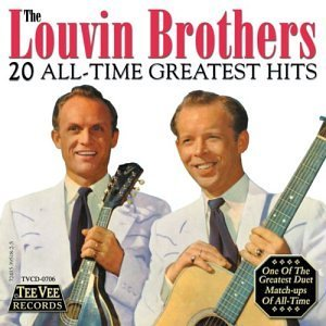 Louvin Brothers 20 All Time Greatest Hits
