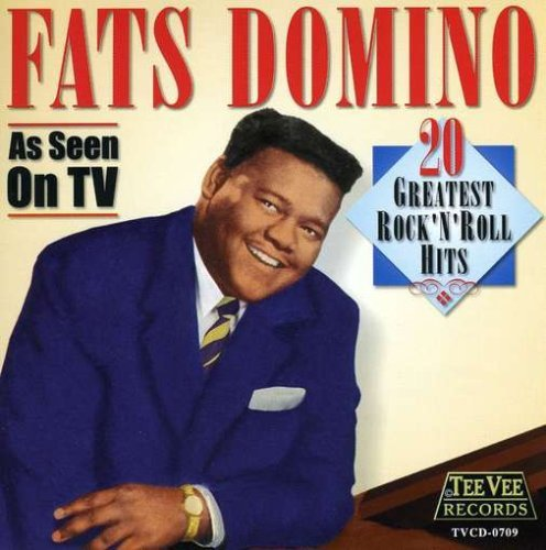 Fats Domino 20 Greatest Rock N' Roll Hits
