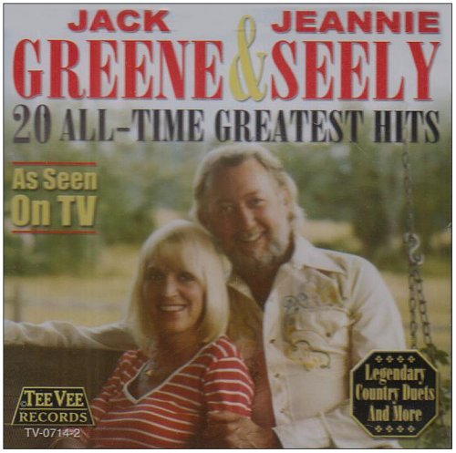 Greene Seely 20 All Time Greatest Hits