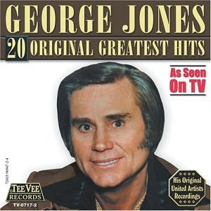 George Jones 20 Original Greatest Hits