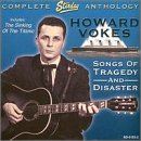 Howard Volkes Songs Of Tragedy & Disaster