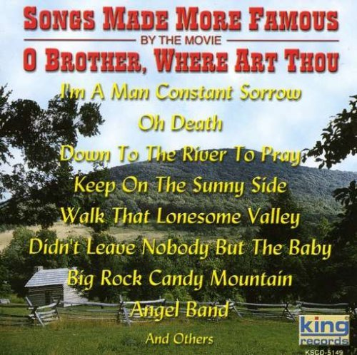Songs Made Famous By The Movie Songs Made Famous By The Movie Stanley Brothers Stones River Phipps Family Posey Story