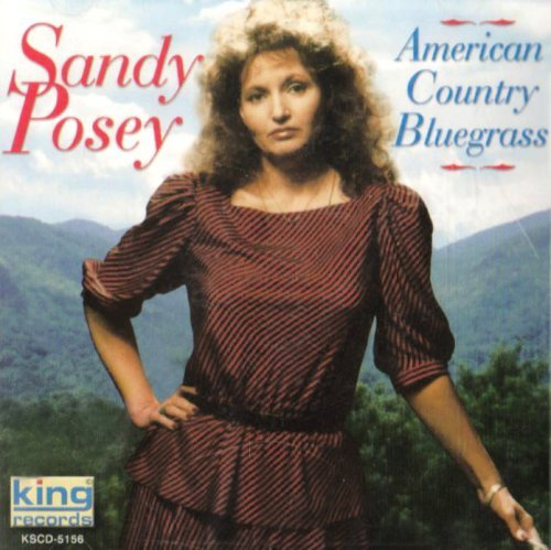 Sandy Posey American Country Bluegrass