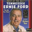 Tennessee Ernie Ford 1990 Country Music Hall Of Fam Country Music Hall Of Fame