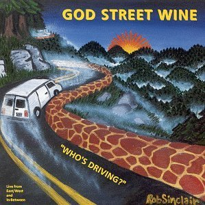 God Street Wine Who's Driving?