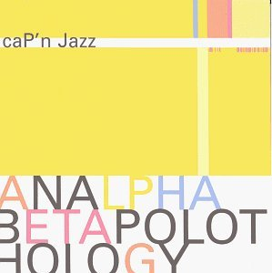 Cap'n Jazz Analphabetapolothology 2 CD Set