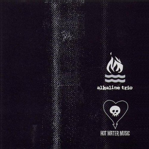 Alkaline Trio Hot Water Music Split 2 On 1