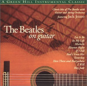 Jack Jezzro Beatles On Guitar