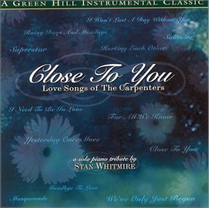Stan Whitmire Close To You