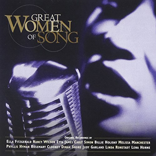 Great Women Of Song Great Women Of Song