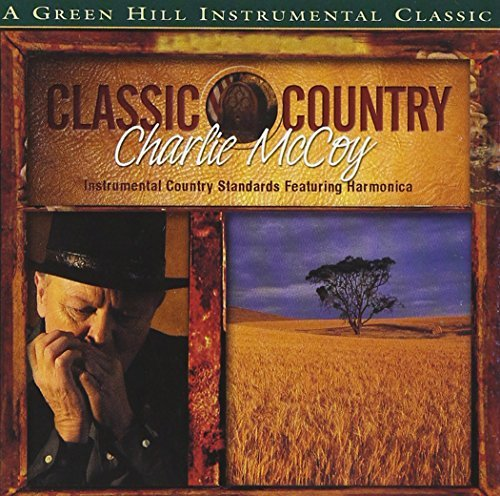 Charlie Mccoy Classic Country