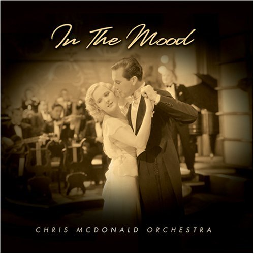 Chris Mcdonald In The Mood 2 CD