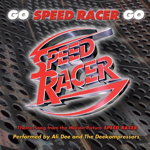 Go Speed Racer Go Soundtrack