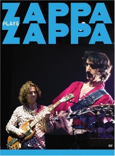 Zappa Plays Zappa Zappa Plays Zappa Brilliant Box 2 DVD
