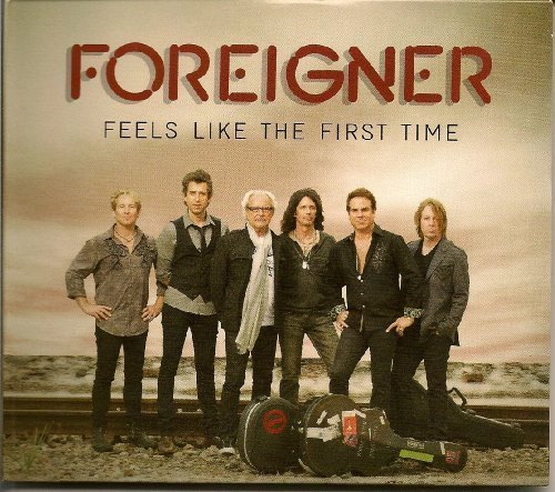 Foreigner Feels Like The First Time Walmart Exclusive 2 CD Incl. DVD