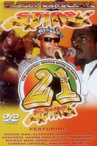 Sting 21 Blazing Dancehall Sting 21 Blazing Dancehall