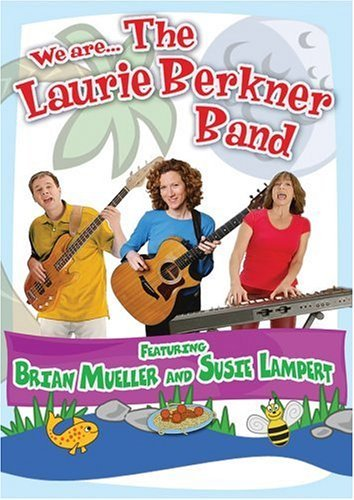 Laurie Berkner We Are The Laurie Berkner Band Amaray Incl. Bonus CD
