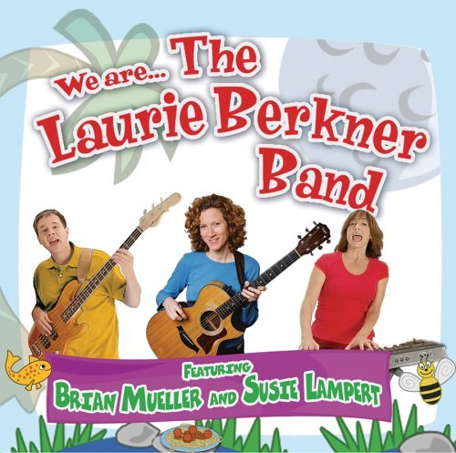 Laurie Berkner We Are The Laurie Berkner Band Brilliant Box Incl. Bonus CD