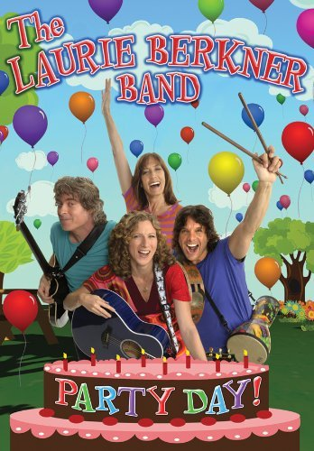 Laurie Berkner Band Party Day! Incl. CD