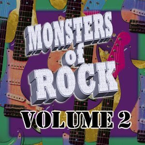 Monsters Of Rock Vol. 2 Monsters Of Rock Asia Scandal Slaughter Trixter Monsters Of Rock