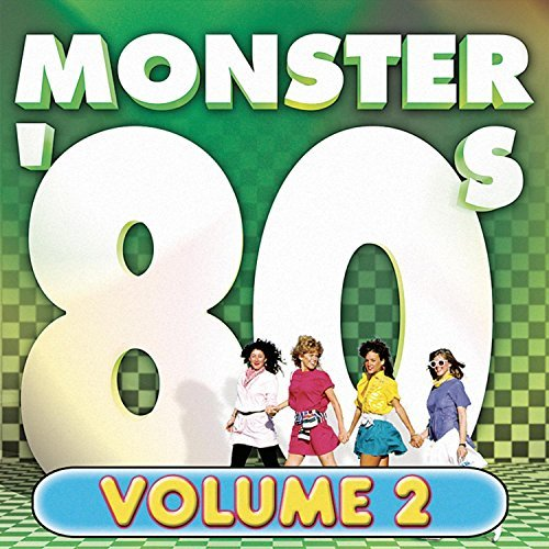 Monster 80's Vol. 2 Monster 80's Carnes Nena Tutone Ocean Monster 80's