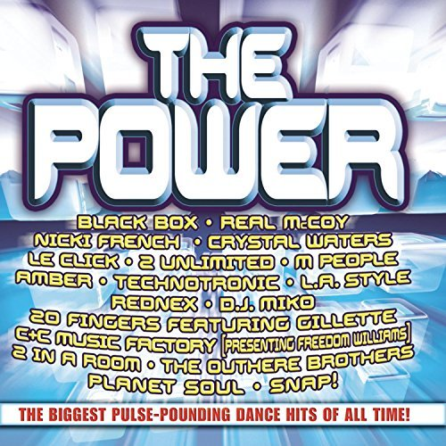 Power Power Black Box Real Mccoy Le Click Amber Rednex Planet Soul
