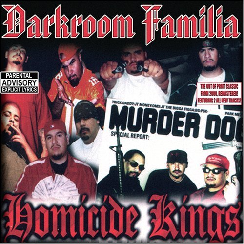 Darkroom Familia Homicide Kings Explicit Version