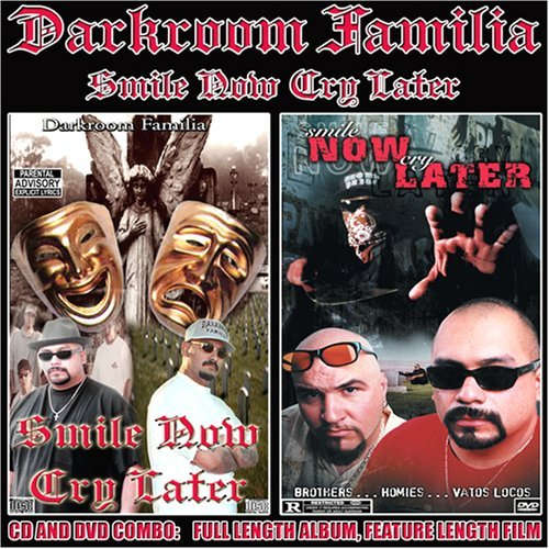 Darkroom Familia Smile Now Cry Later Explicit Version Incl. DVD
