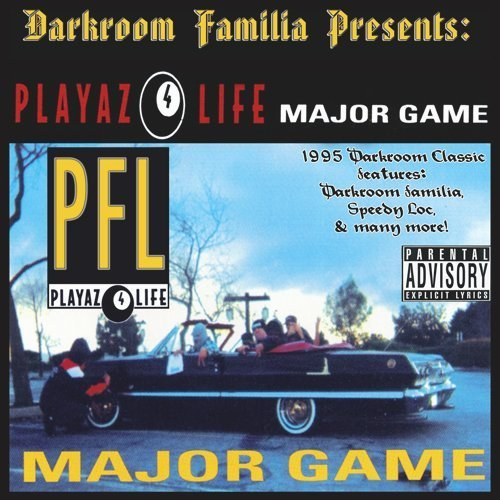 Darkroom Familia Playaz 4 Life Major Game Explicit Version